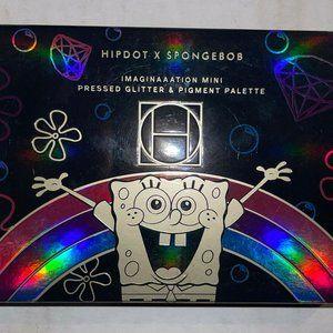 HIPDOT x SPONGEBOB Imaginaaation Mini Pressed GLIT